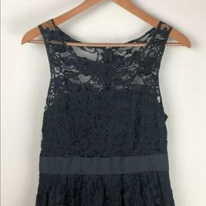 BB Dakota Dresses - BB Dakota Black Lace Dress ~Size 8~